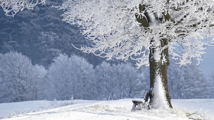 Vremea se schimbă radical: când lovește frigul. Informare meteo de ninsori viscolite - HARTA