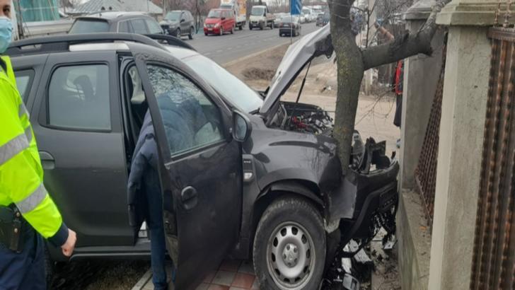 Accident Ialomita