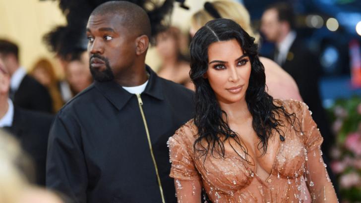 "Kim Kardashian si Kanye West, in pragul divortului: ,,S-a terminat!"""