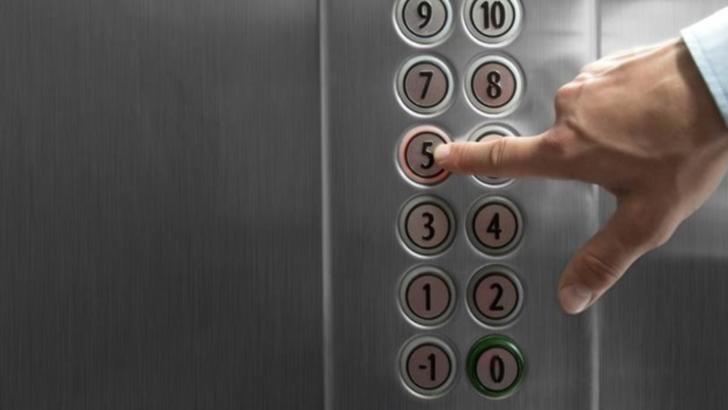 Bătrân din Buzău, atacat în lift. Poliția, în stare de alertă