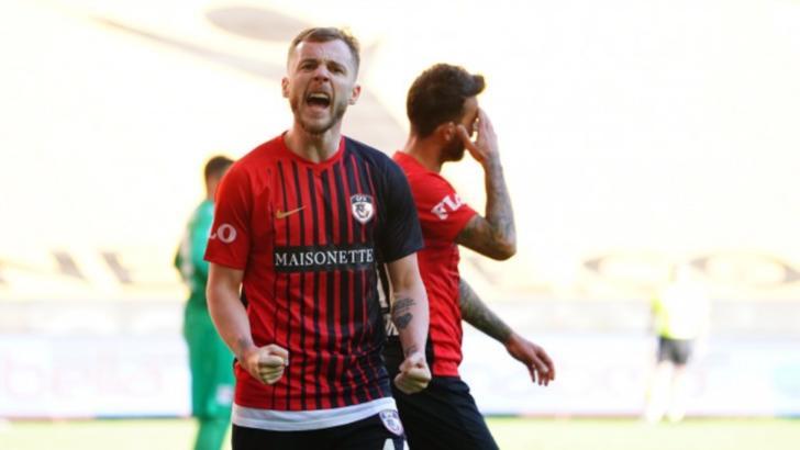 VIDEO | Alexandru Maxim i-a stricat debutul lui Dan Petrescu pe banca lui Kayserispor! Mjlocaşul e de neoprit în Turcia
