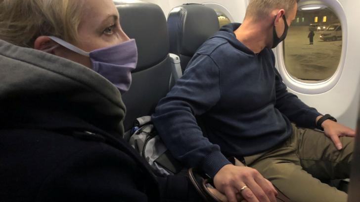 Aleksei Navalnîi a aterizat la Moscova, pe alt aeroport decât era prevăzut - Poliţia rusă a arestat mai mulţi susţinători ai opozantului