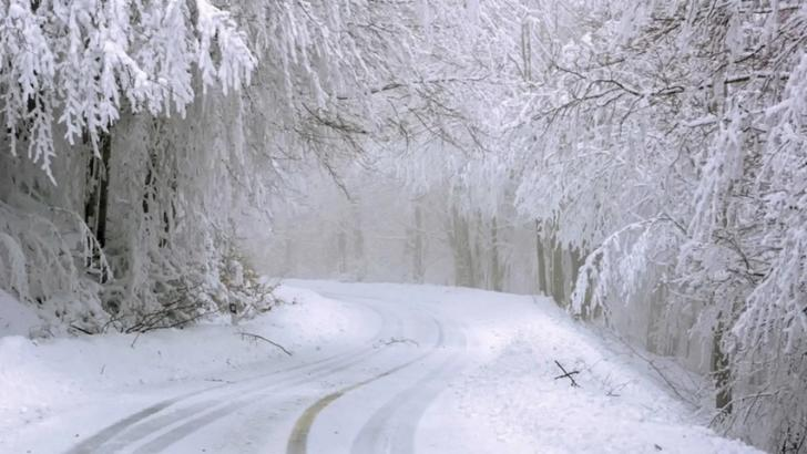 Prognoza meteo. Vremea se schimbă radical: atenționare cod GALBEN de ninsori viscolite