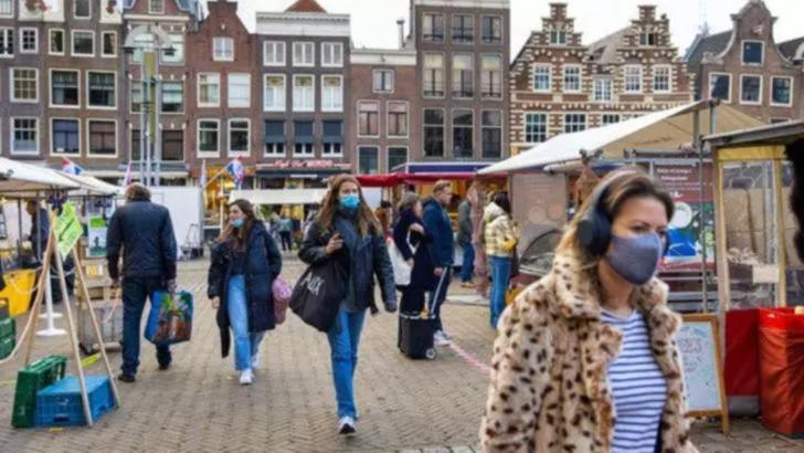 Olanda ar putea prelungi până pe 15 martie restricțiile de circulație pe teritoriul țării