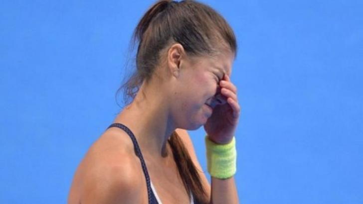Sorana Cirstea s-a retras inaintea meciului cu Pliskova! Ce probleme a avut jucatoarea din Romania