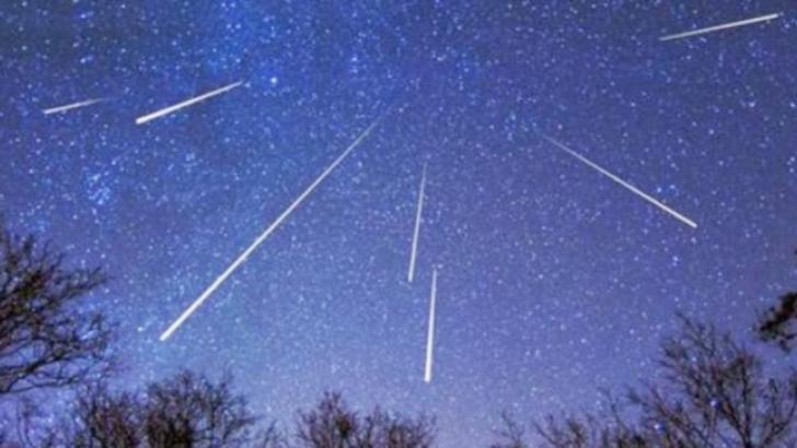 Quadratinele - Ploaie de stele cazatoare, vizibila in aceasta noapte