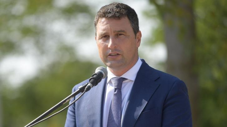 Ministrul Mediului - Tanczos Barna