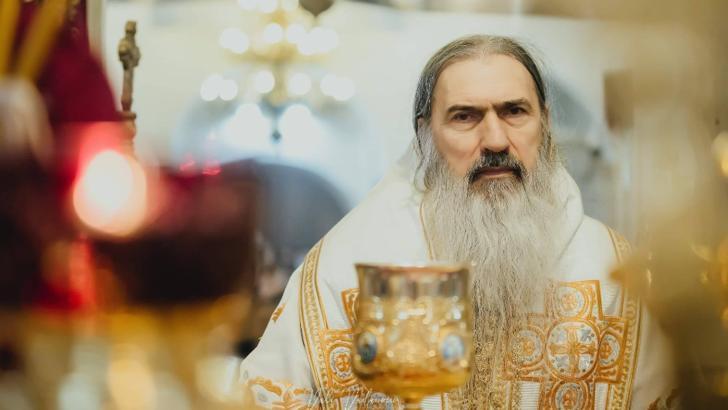 ÎPS Teodosie, arhiepiscopul Tomisului Foto: Facebook.com/ArhiepiscopiaTomisului