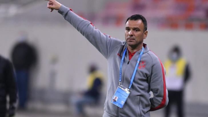 VIDEO | Toni Petrea, încrezător înainte de meciul cu Botoșani! Ce se întâmplă cu Nedelcu și ce sfat are pentru Vukusic