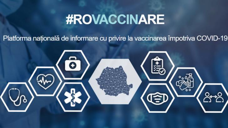START RATAT. Platforma pentru înscriere la vaccinare și call center-ul nu funcționează