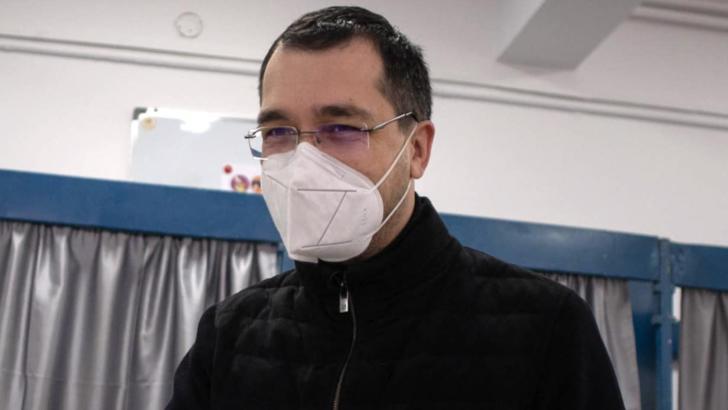 Vlad Voiculescu, ministrul Sănătății Foto: Facebook.com