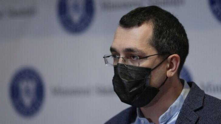 Vlad Voiculescu, ministrul Sănătății Foto: Inquam Photos/Octav Ganea