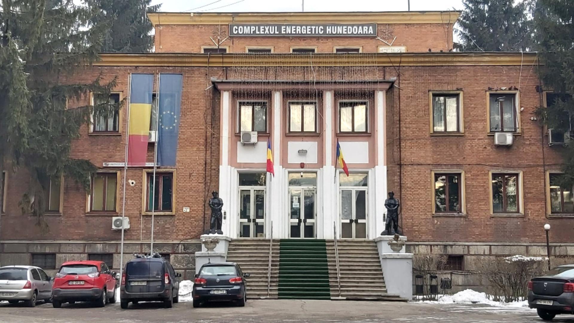 Complexul Energetic Hunedoara Foto: Mesagerul Hunedorean
