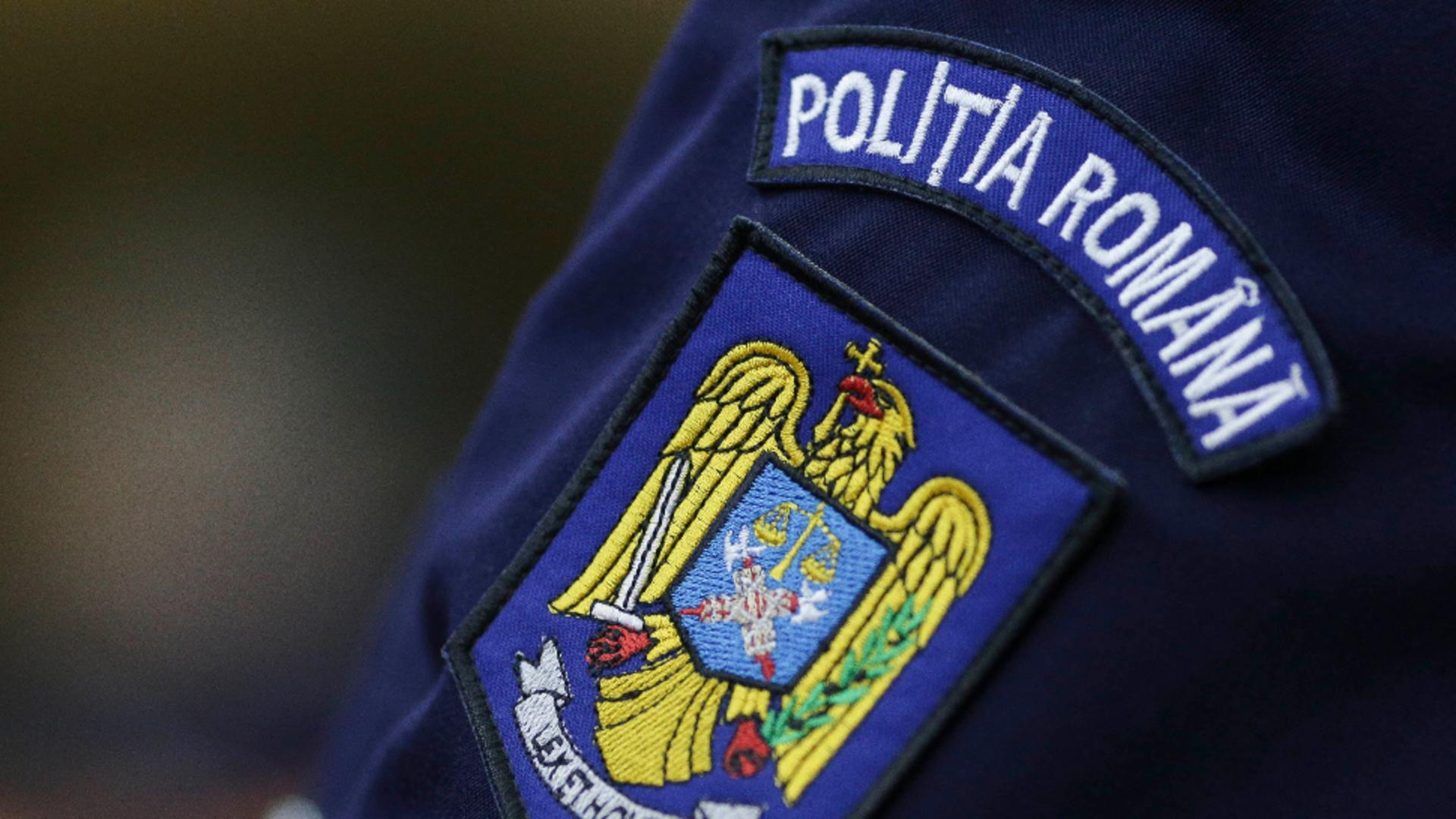 Politia Vaslui/foto: INQUAM