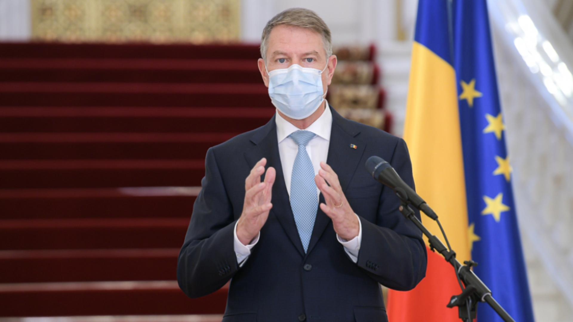 Președintele României - Klaus Iohannis