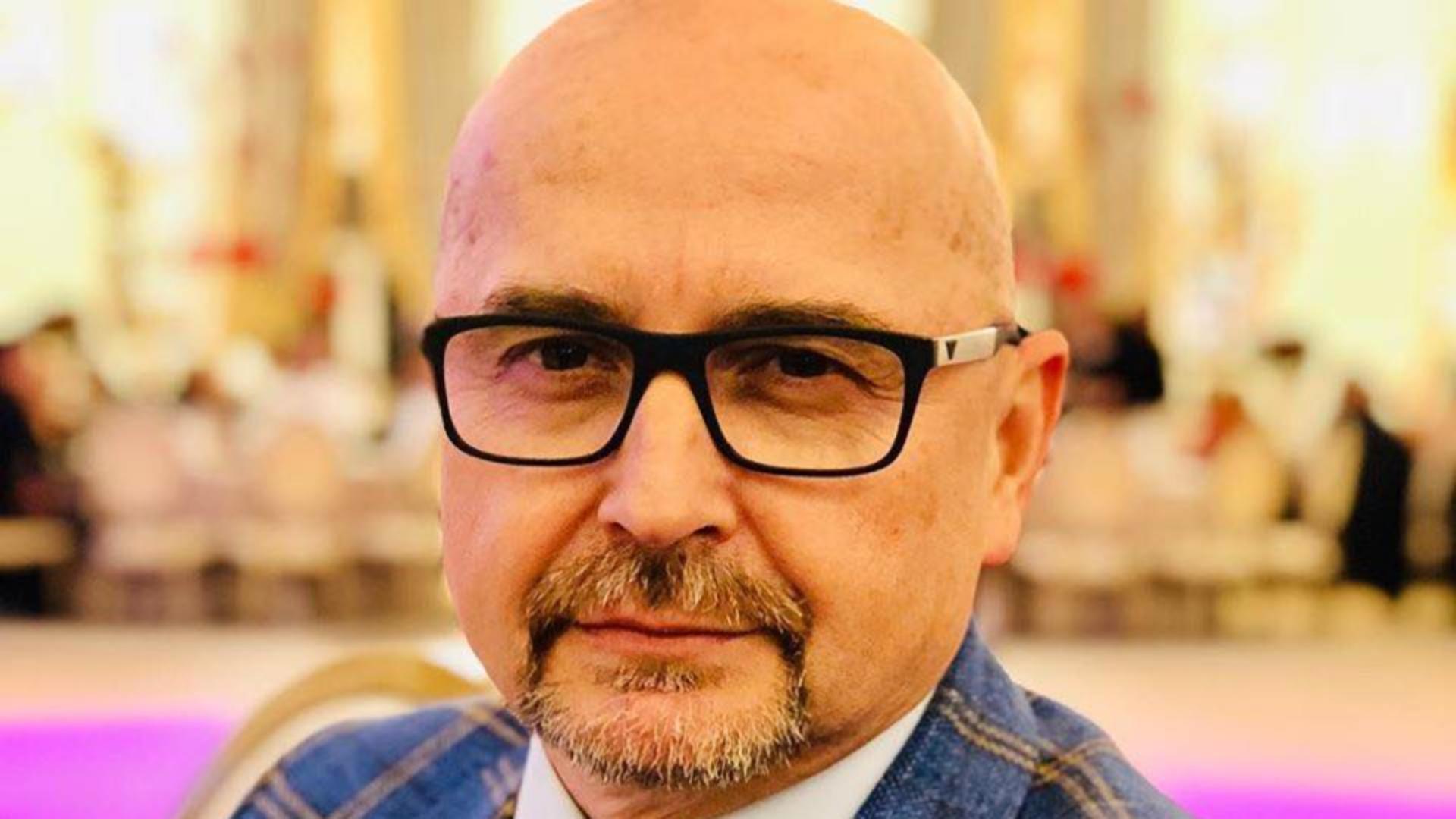 Sursă foto: Facebook  Ionuţ Nasleu, fost director Pieţe Timişoara