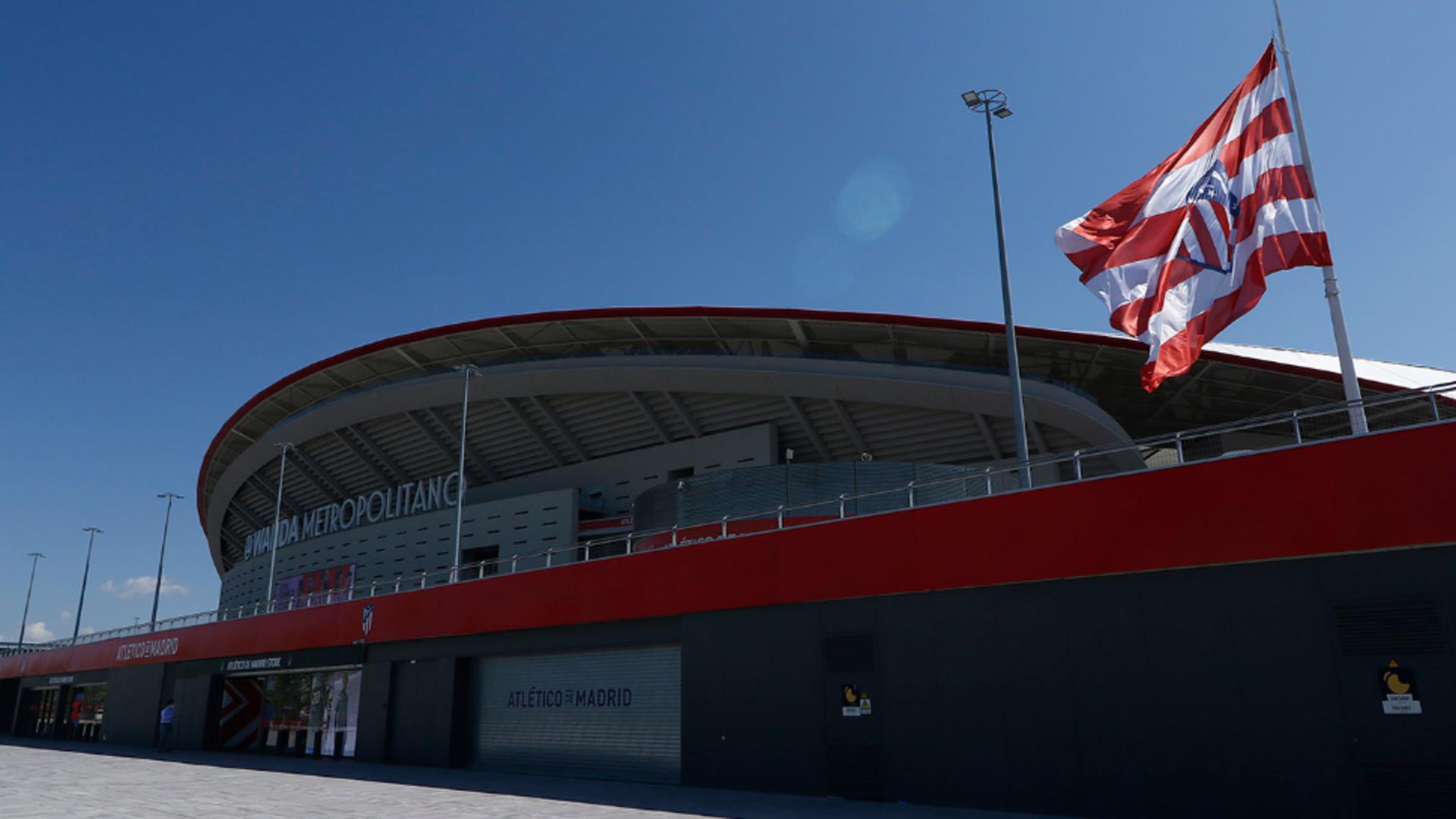 Wanda Metropolitano, stadion Atletico Madrid/ cont oficial de Twitter - Atletico Madrid