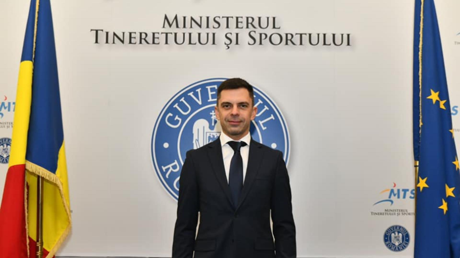 Eduard Novak, ministrul Tineretului și Sportului, vine la Realitatea Sportivă! Ediție eveniment, de la ora 18:00