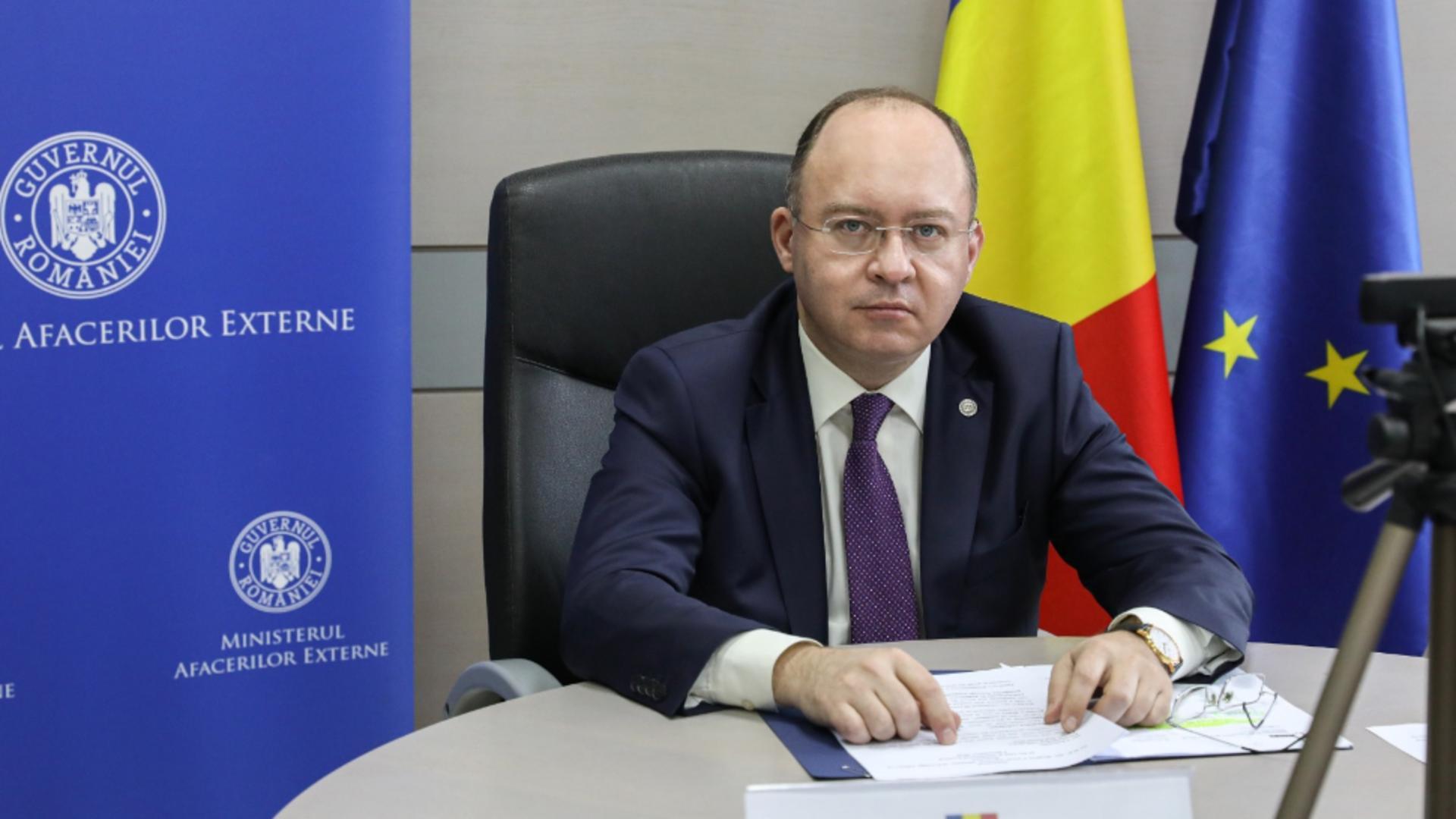 Bogdan Aurescu - Ministrul de Externe
