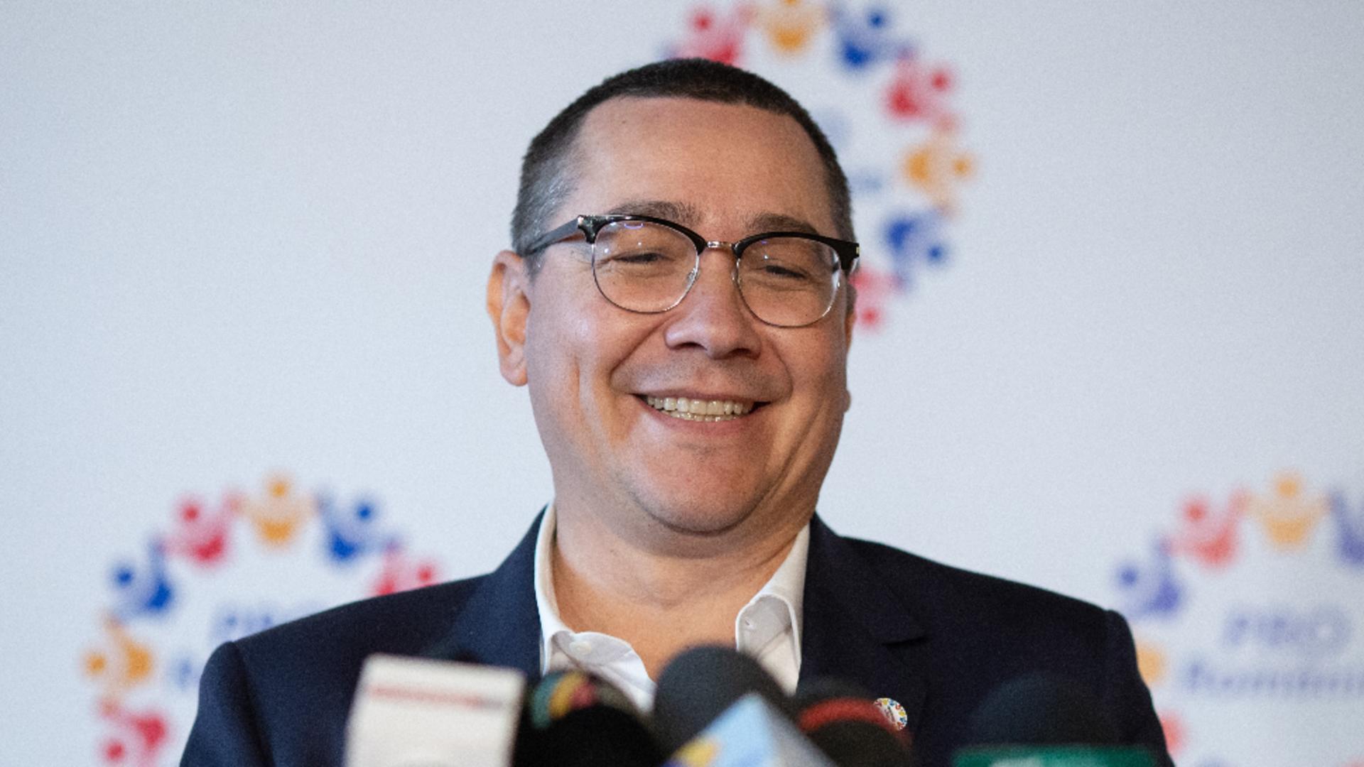 Dîncu: Să vedem ce formă va găsi Victor Ponta pentru a ţine partidul în picioare / Foto: Inquam Photos, Ilona Andrei