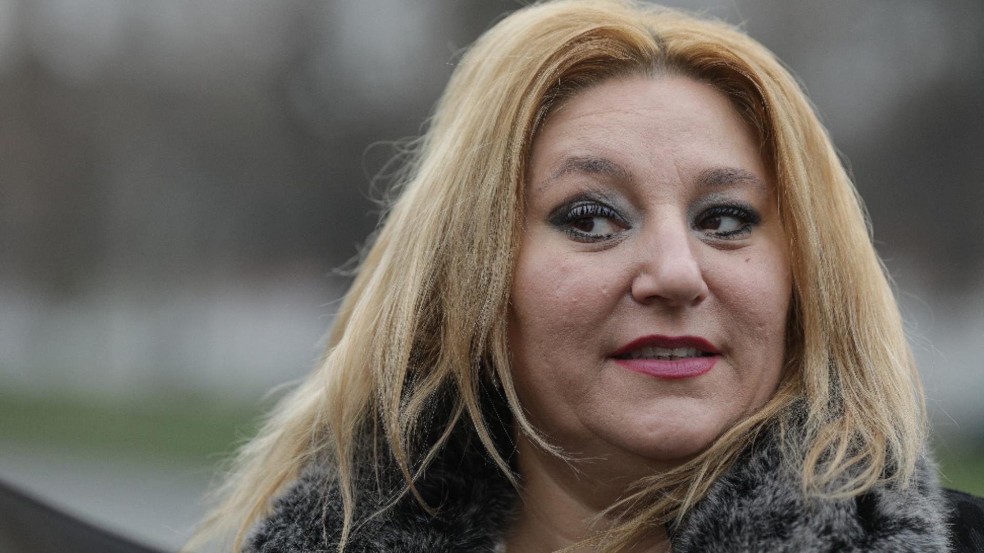 Diana Șoșoacă / Foto: Diana Șoșoacă