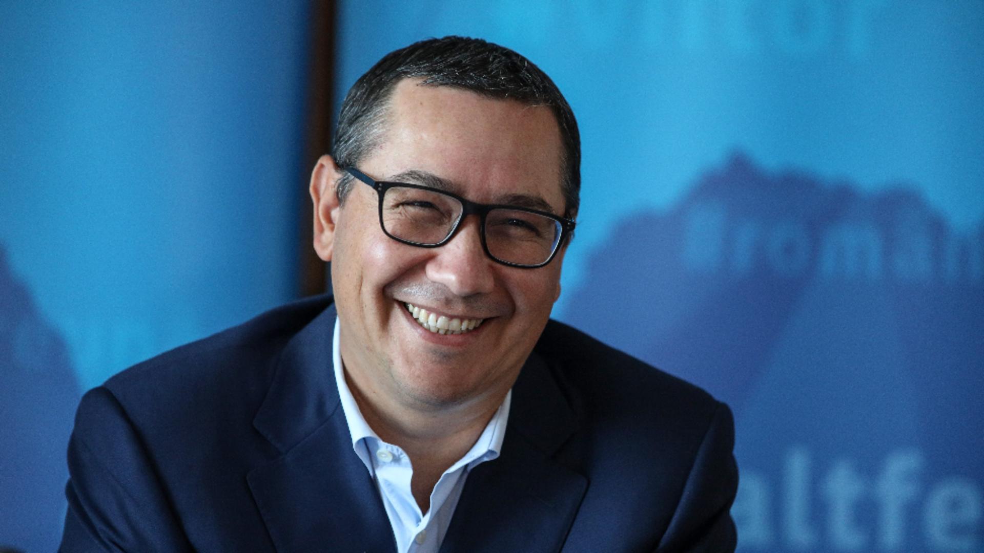 Victor Ponta / Foto: Inquam Photos, Alexandru Busca