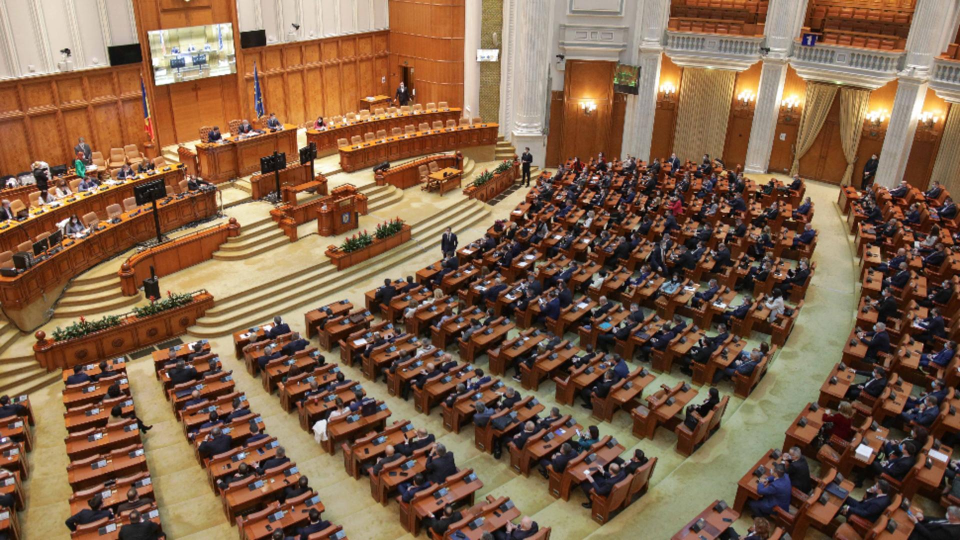 Parlament Foto: InquamPhotos/Octav Ganea