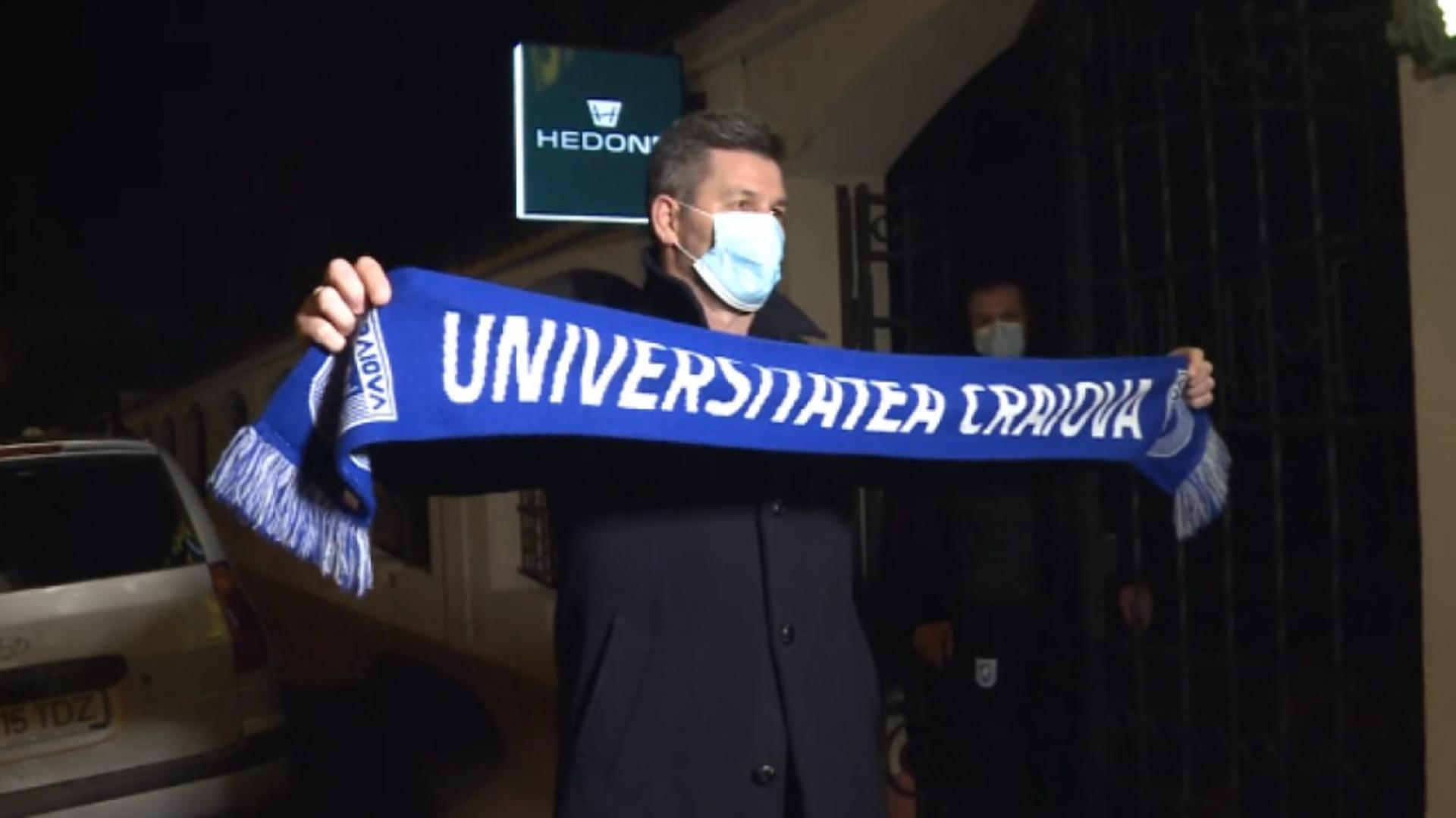 """EXCLUSIV   Cum se vede din afară aducerea lui Ouzounidis în Bănie: """"Au făcut o alegere bună"""""""