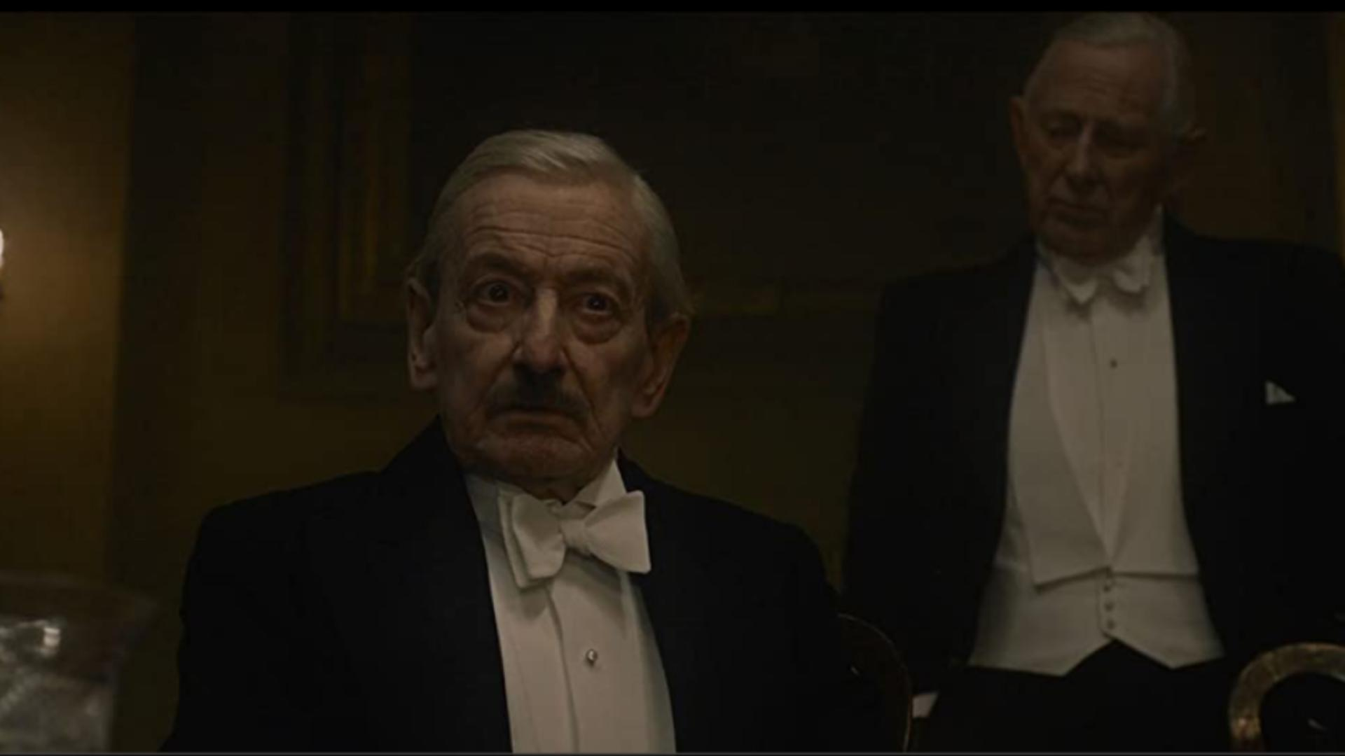 Ronald Pickup - The Crown