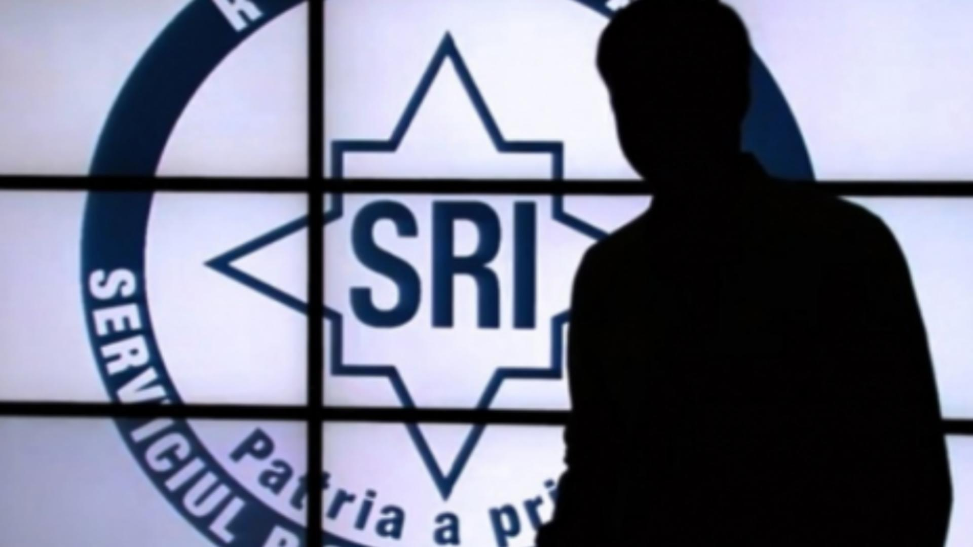 Sigla Serviciului Român de Informații