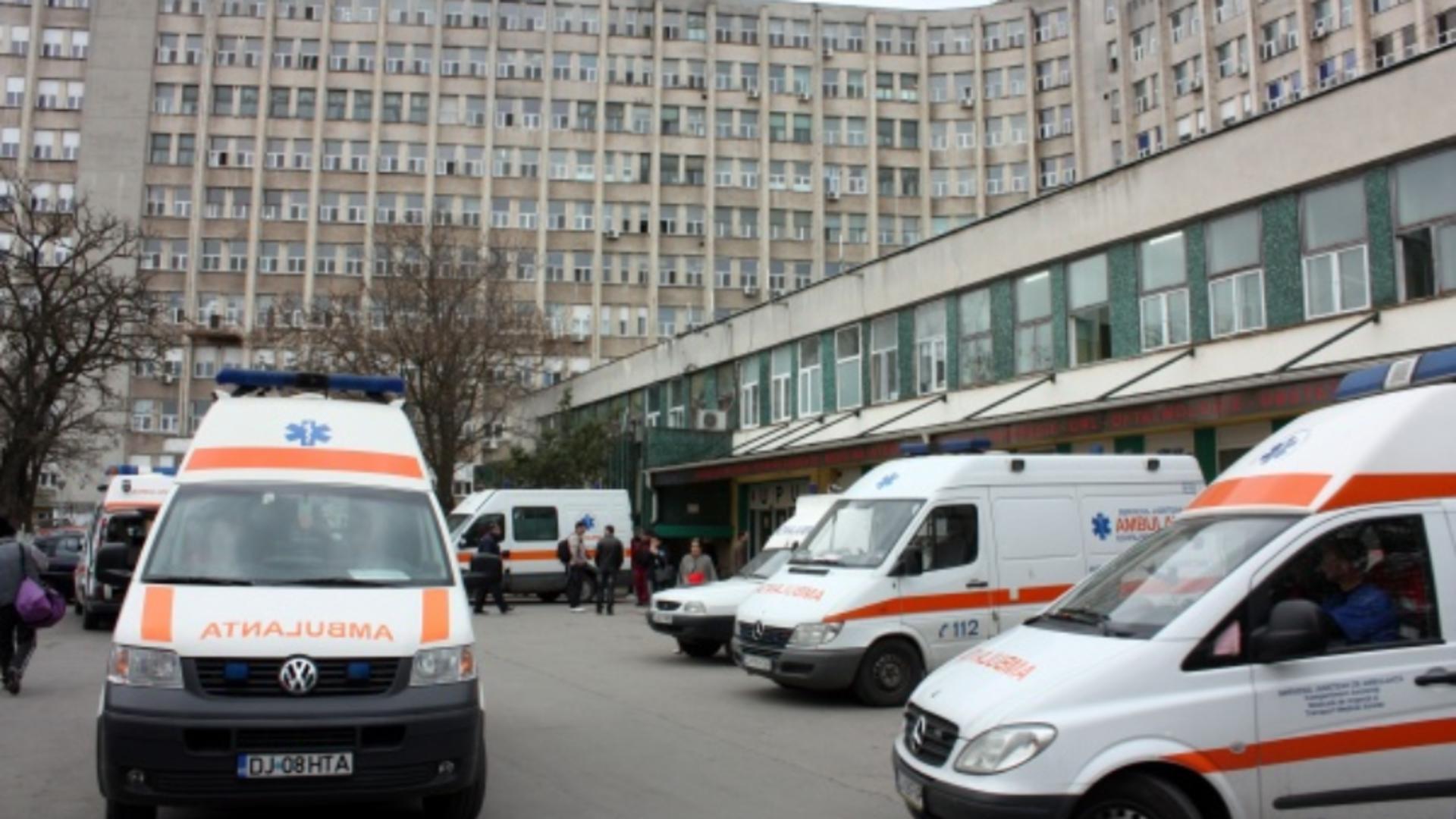 Spitalul Clinic de Urgență Craiova