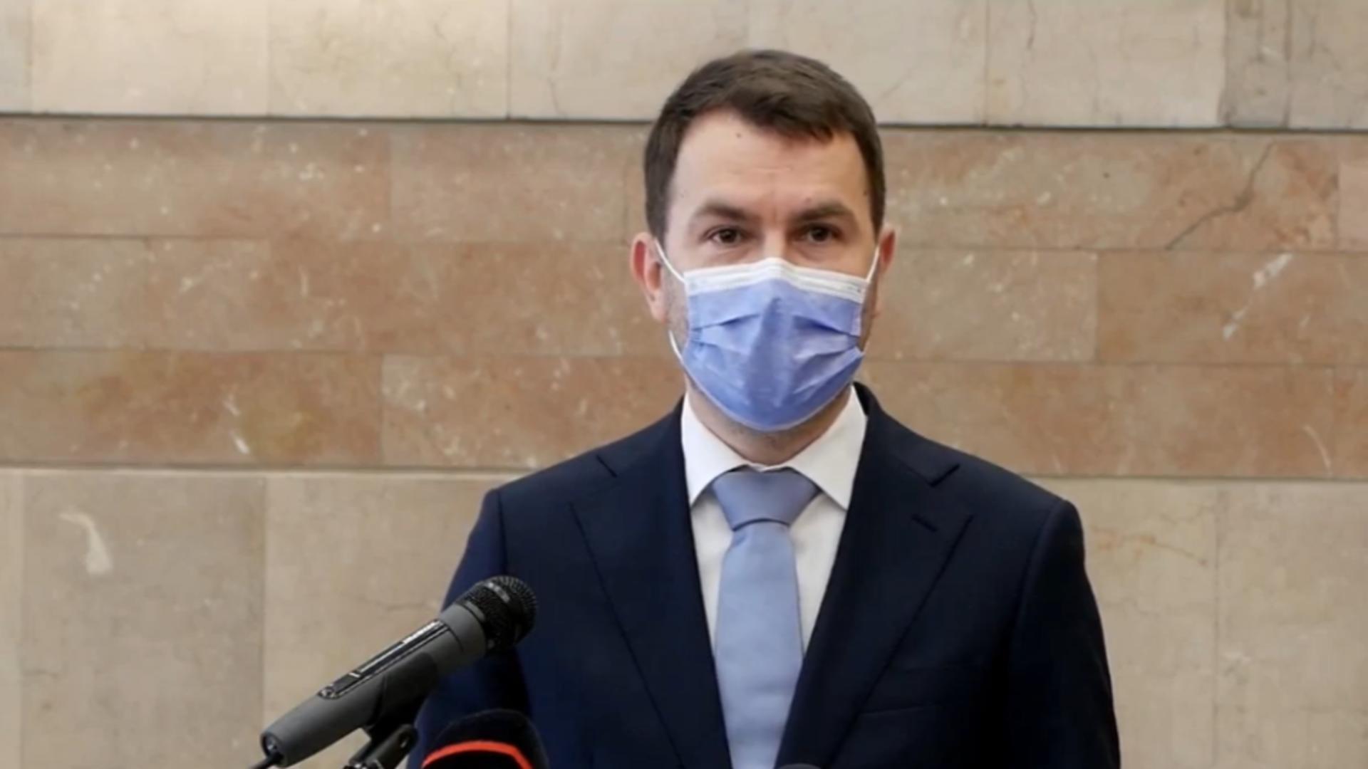 Cătălin Drulă, ministrul Transporturilor