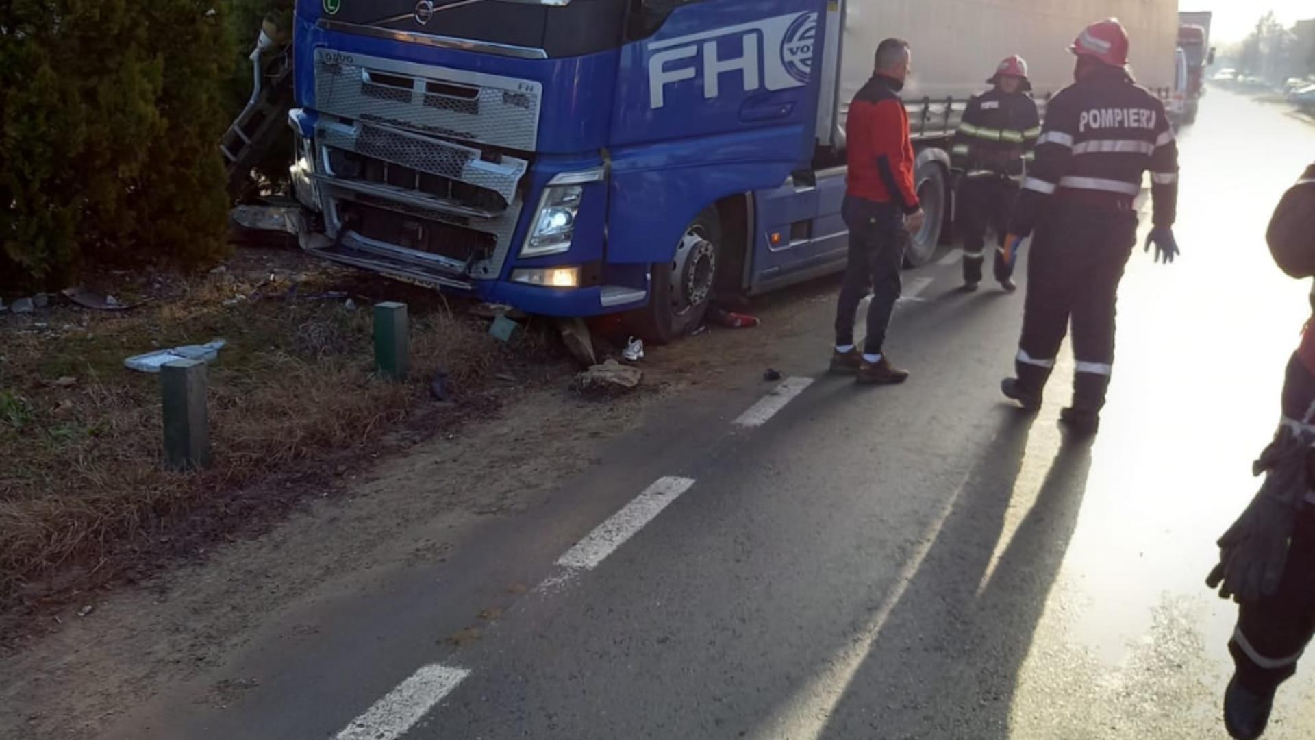 Accident mortal la Răcari (DB)
