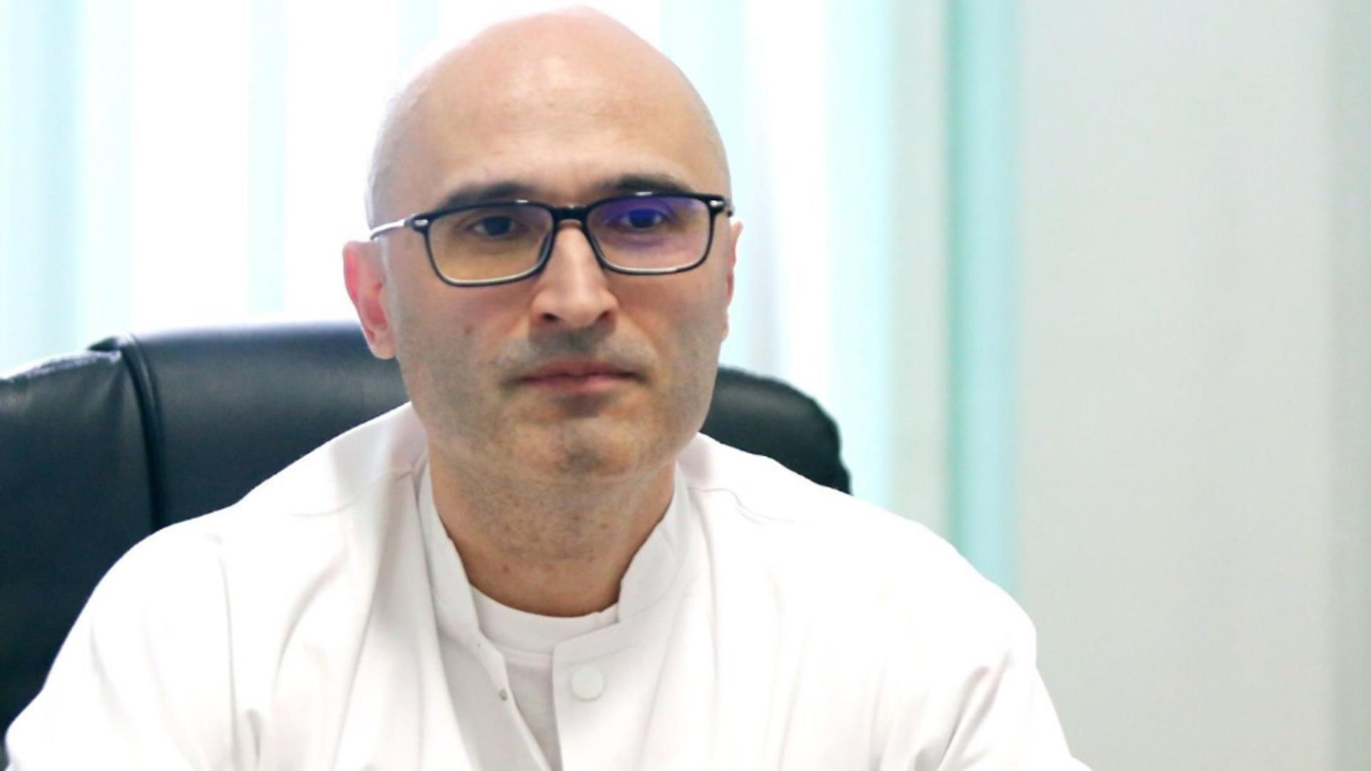 Dr. Cristian Oancea
