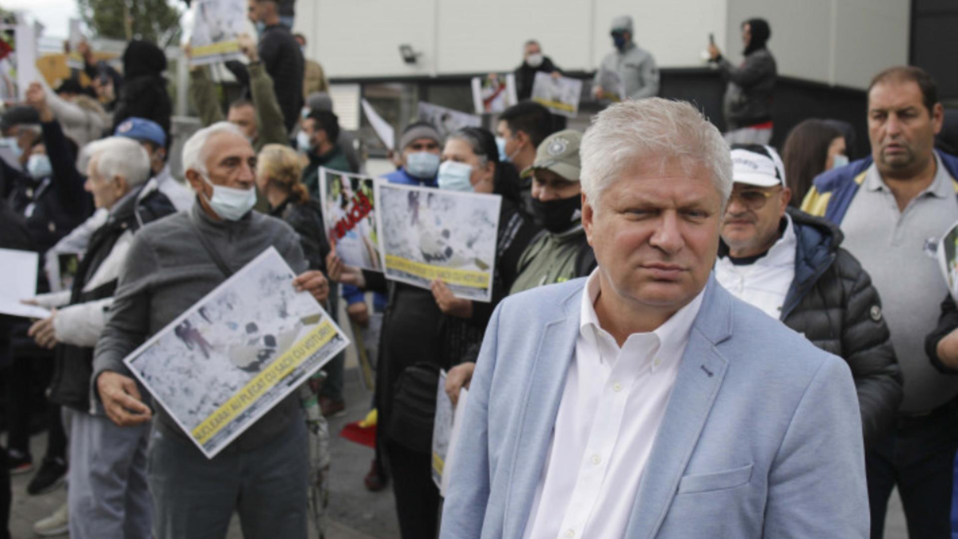 Daniel Tudorache, fost primar al Sectorului 1 Foto: InquamPhotos/Octav Ganea