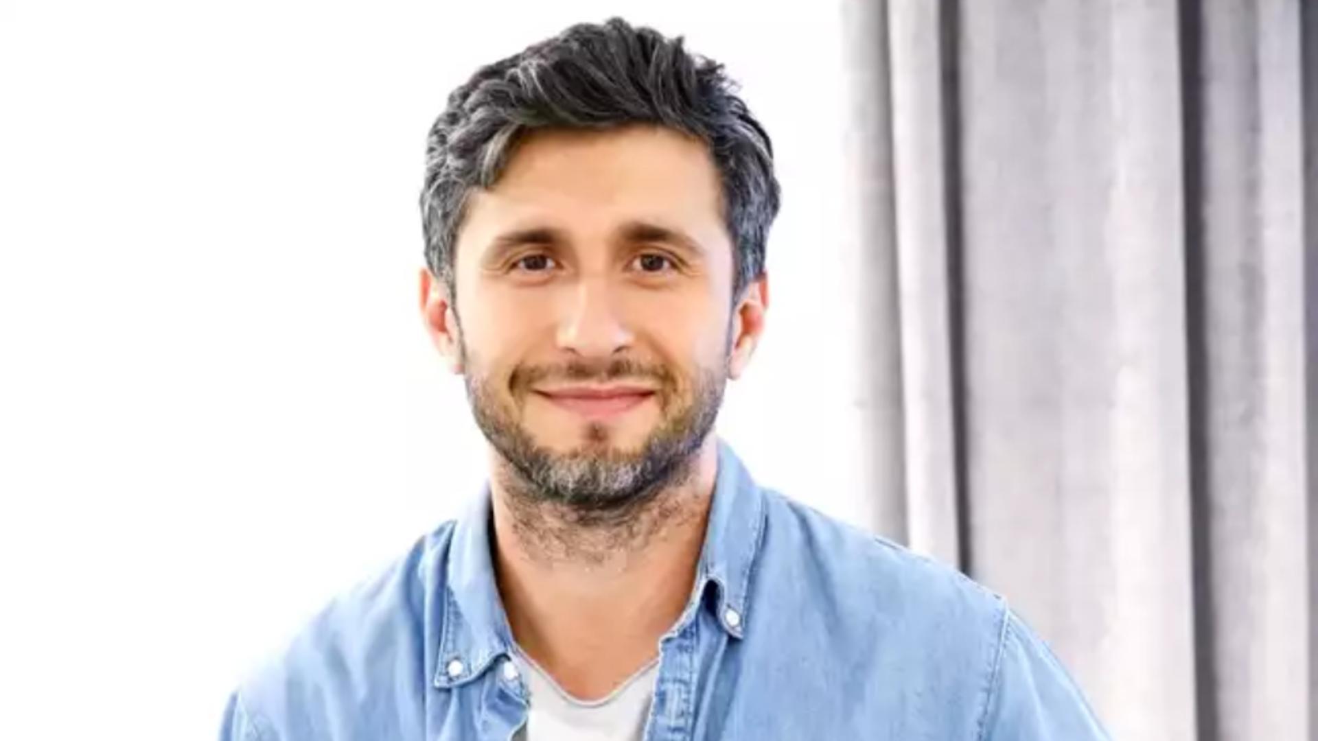 Dragoș Bucur, actor și prezentator TV