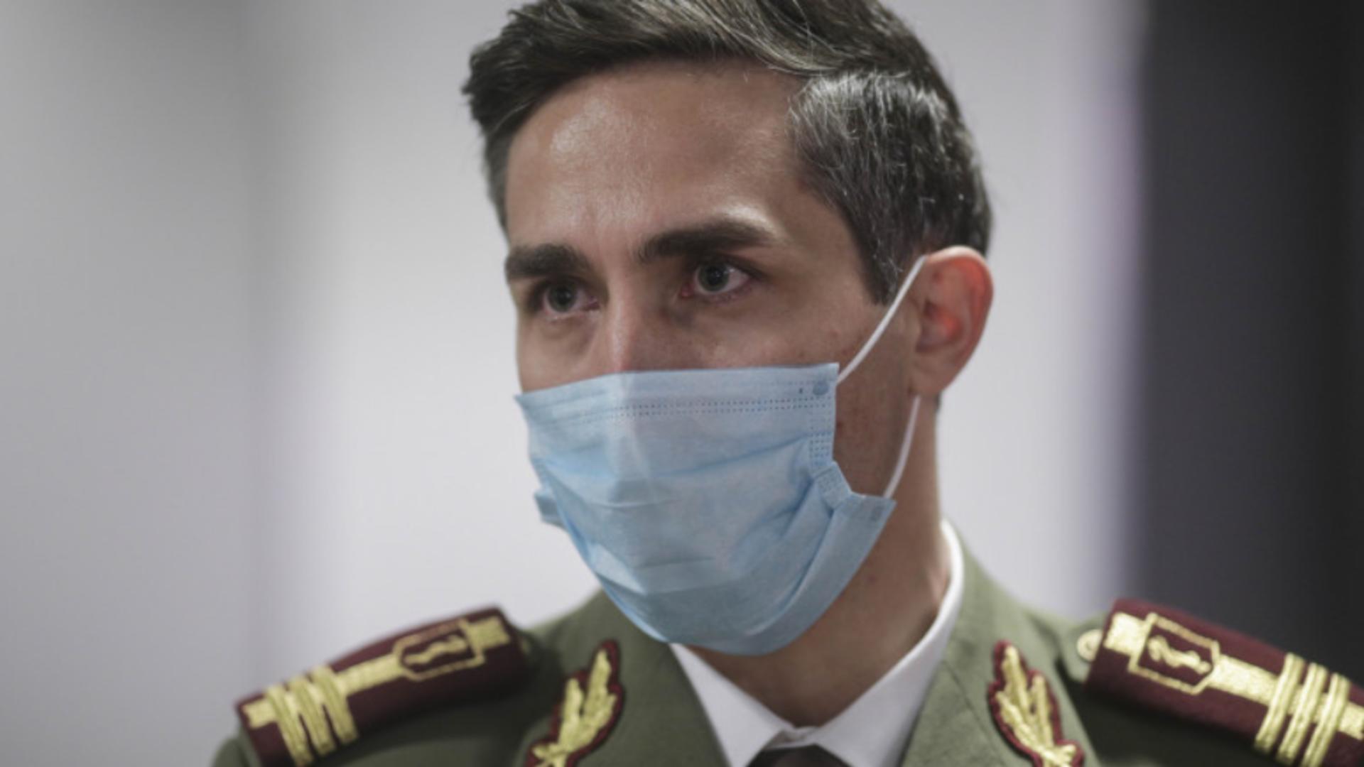 Valeriu Gheorghiţă: COVID-19 va avea un caracter sezonier - Vaccinarea, crucială, pentru a evita decesele celor vulnerabili Foto: INQUAM