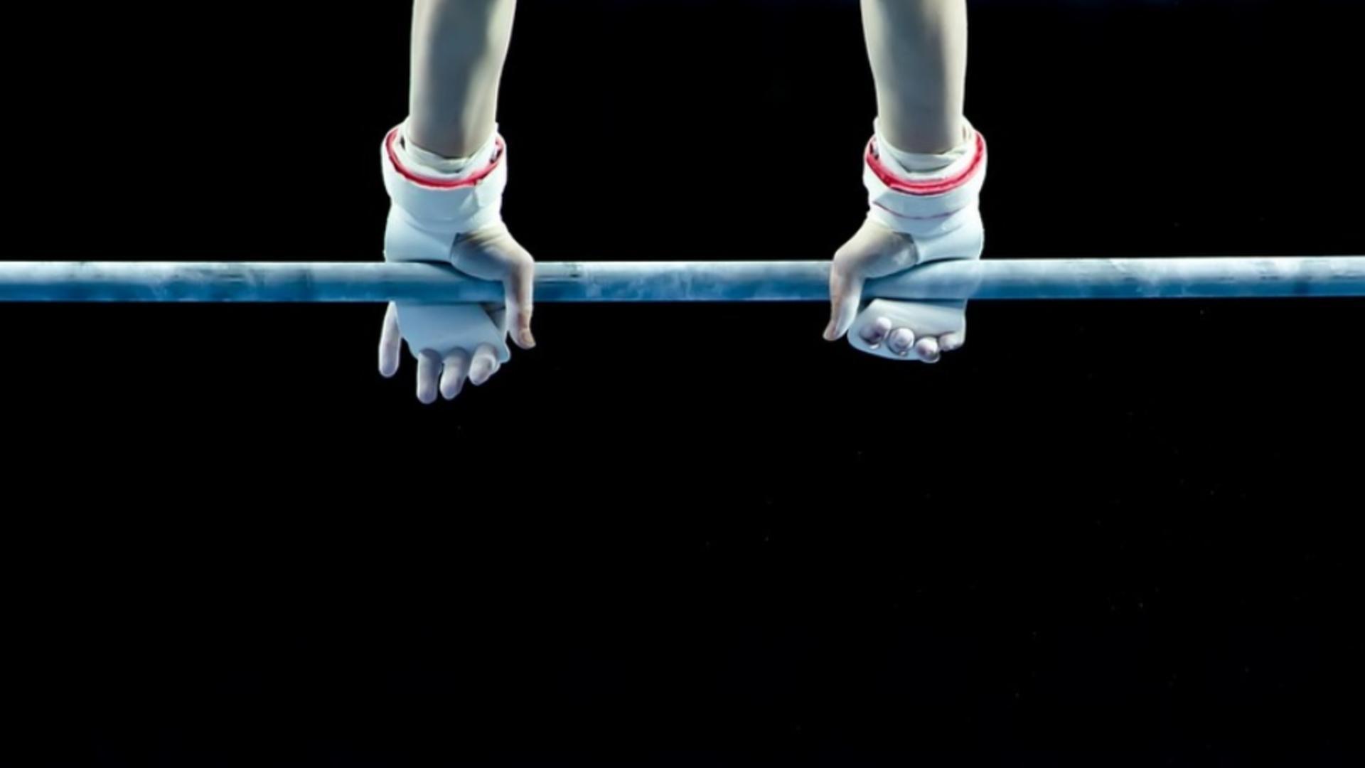 Geddert a fost antrenorul echipei feminine a SUA care a câştigat aurul olimpic în 2012