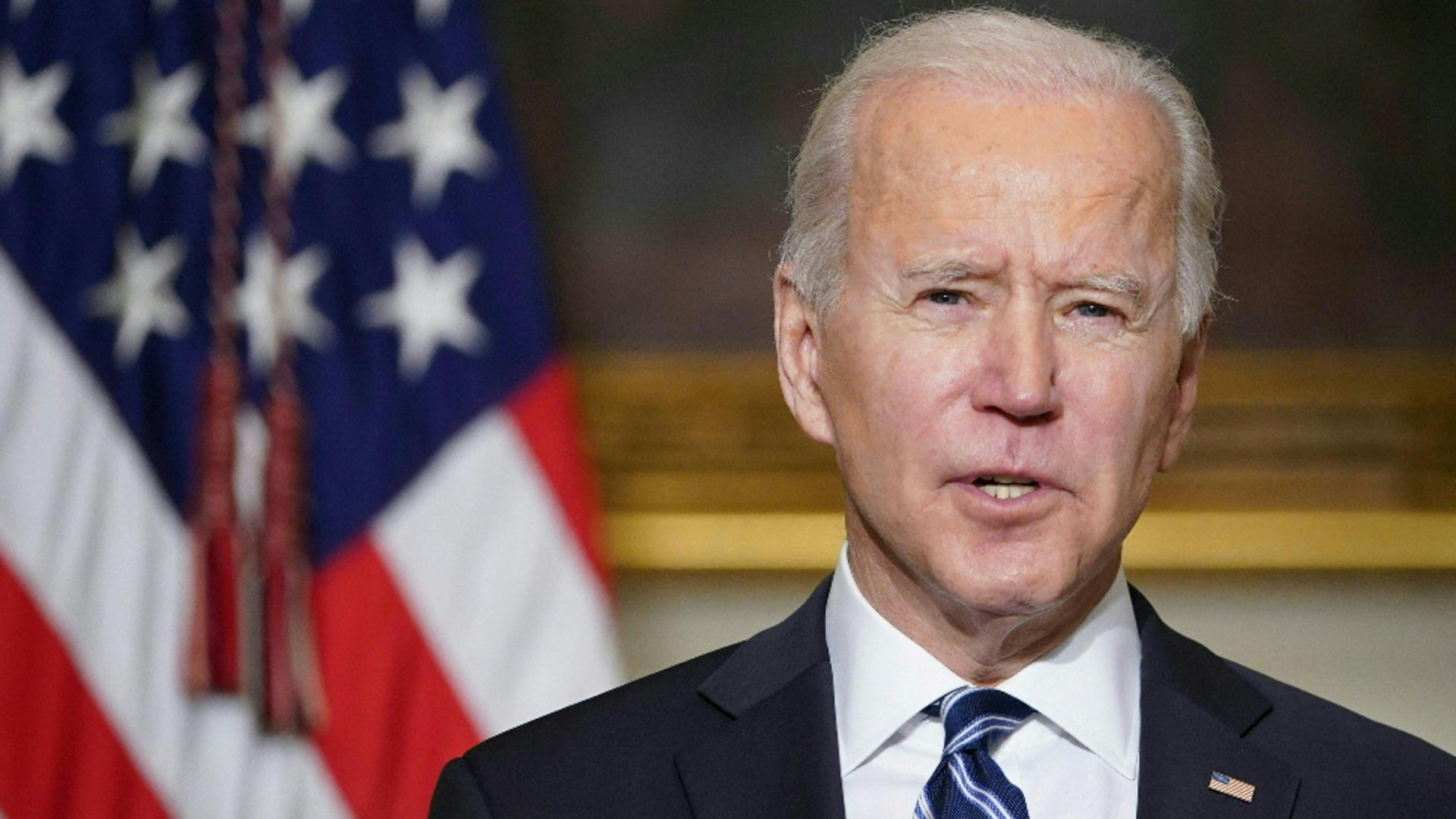 Joe Biden, președintele SUA Foto: Profimedia