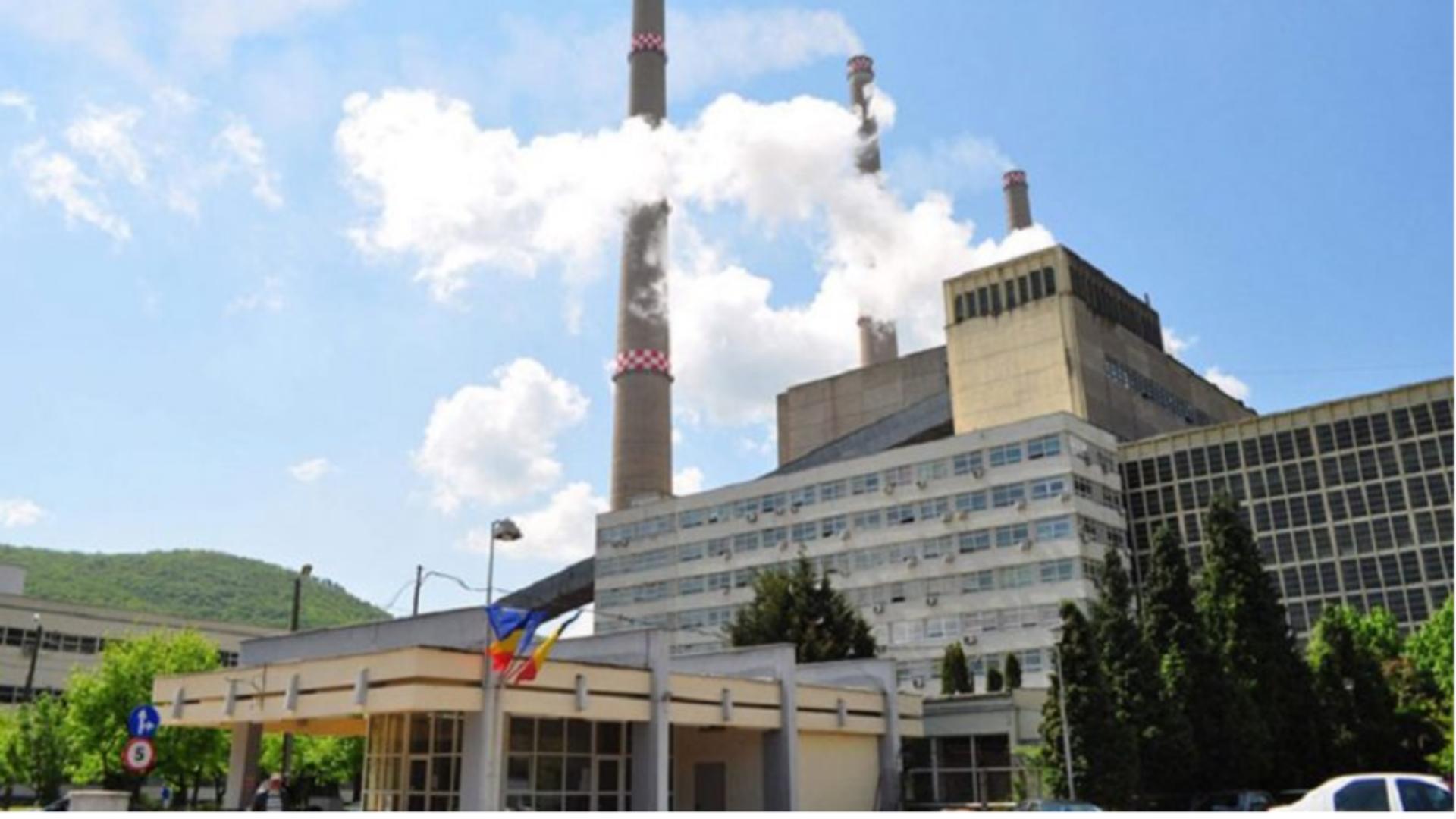 CJ Hunedoara vrea în continuare să preia termocentrala Mintia. Foto/arhivă