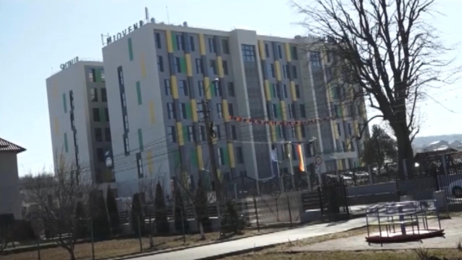 Activitatea spitalului Mioveni ar putea fi restrânsă