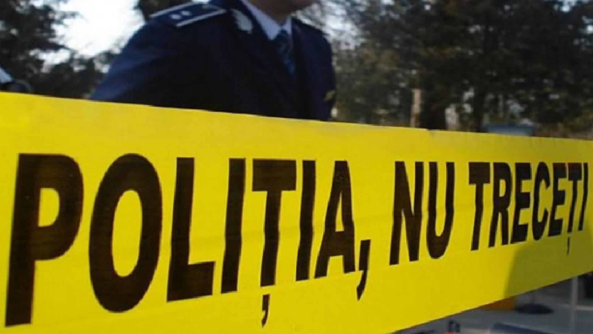 Intervenție a poliție în Constanța