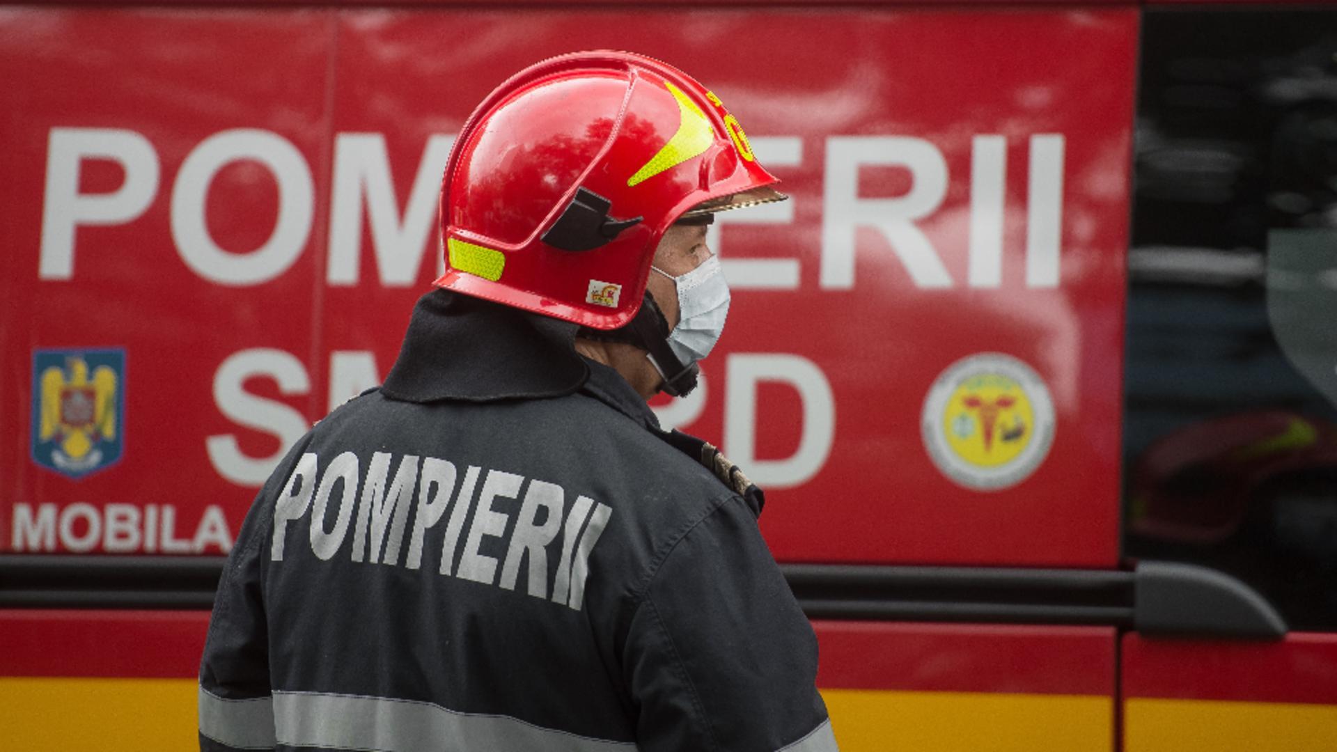 Explozie la o mănăstire din Constanța