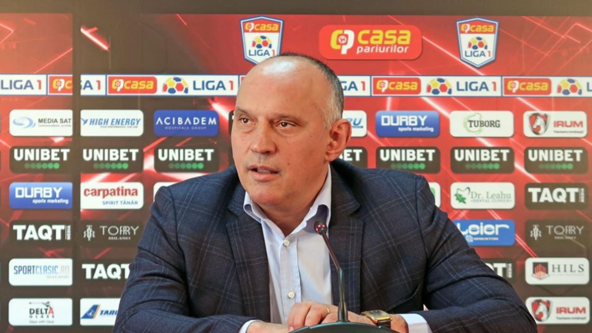 """Florin Prunea critică transferurile lui Dinamo: """"Sunt jucători care nu au adus niciun plus!"""""""