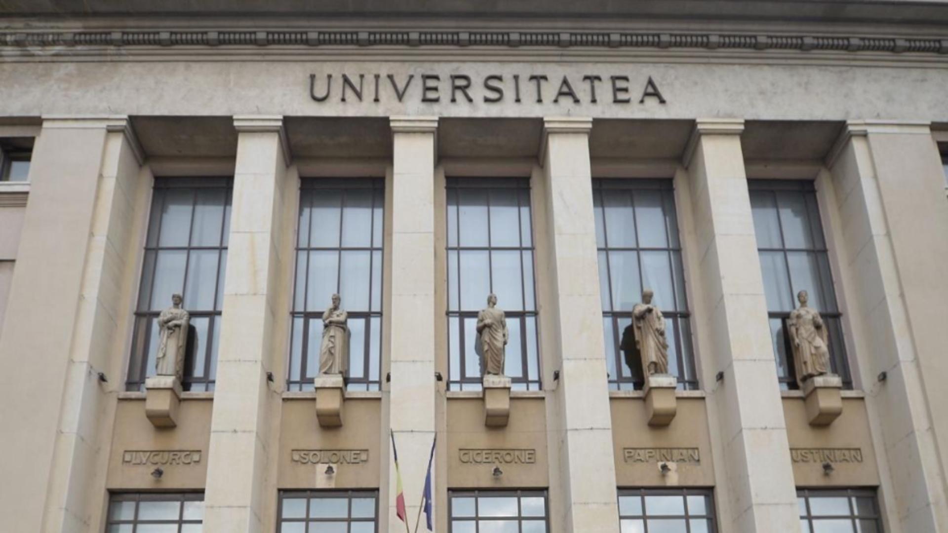 Un student din anul IV la Universitatea din București scoate la lumină abuzurile decanului Facultății de Drept