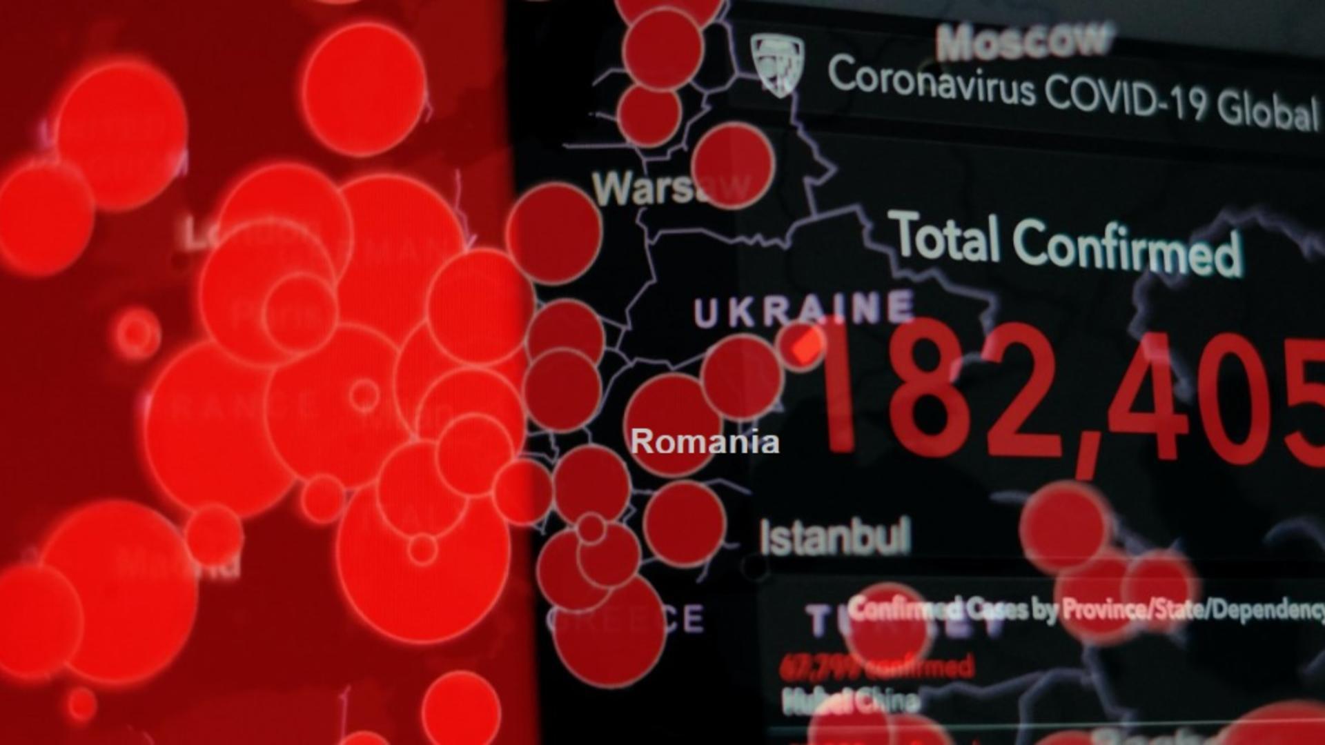 Statistici, un de de la primul caz COVID-19 în România