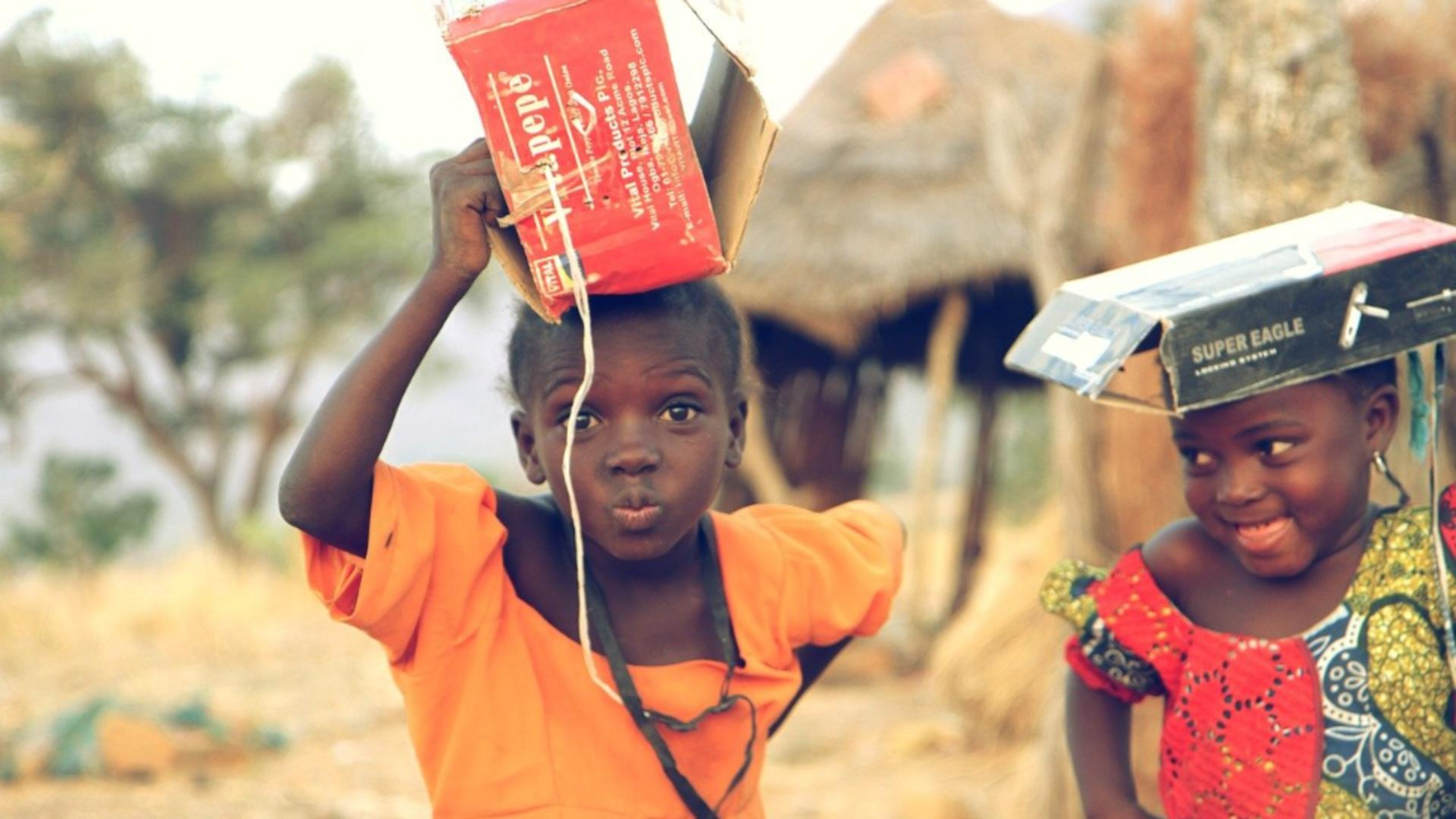 Sursă foto: pixabay.com / Copii pe străzi, în Africa