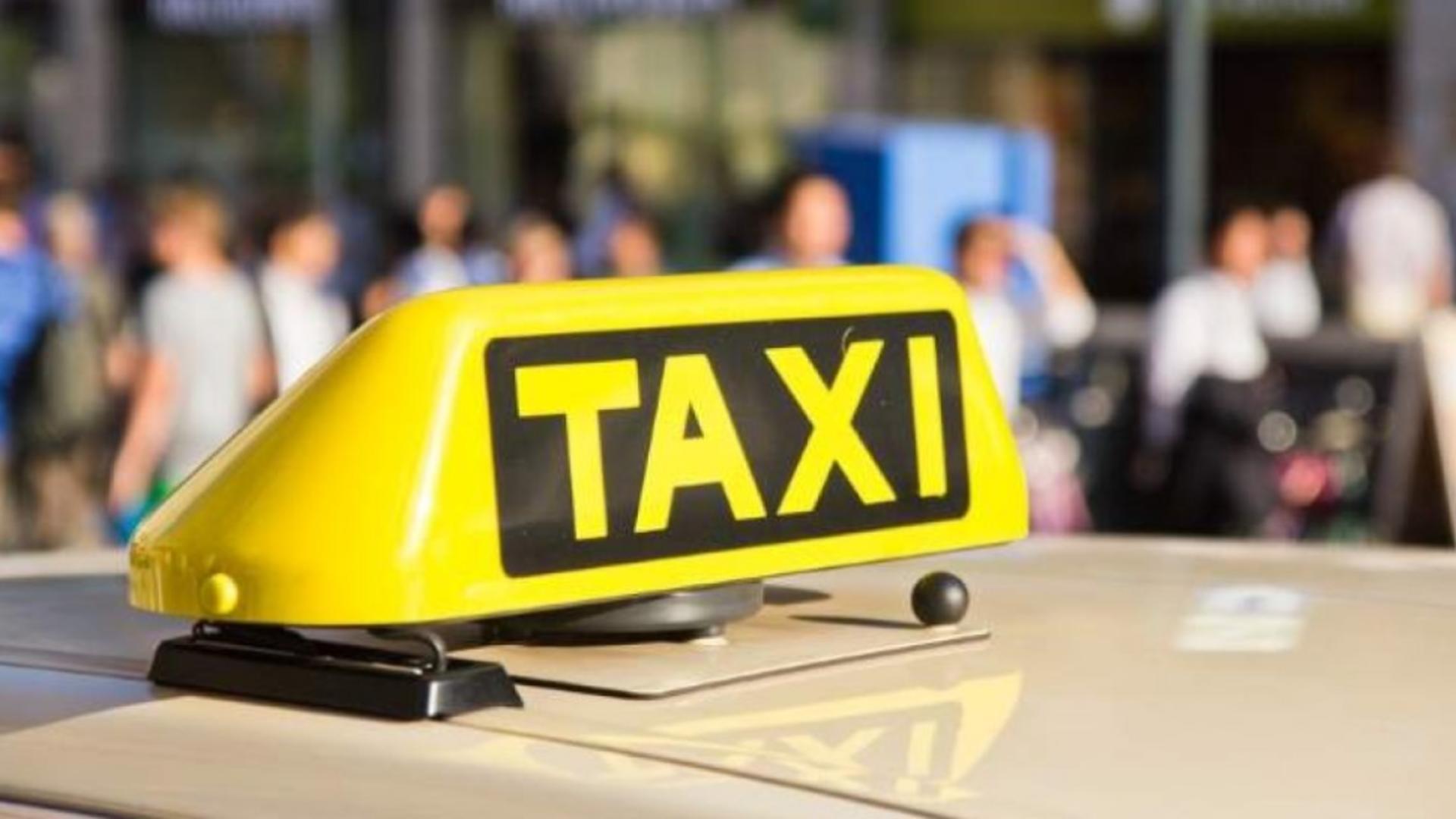 Conflict taxi Timișoara