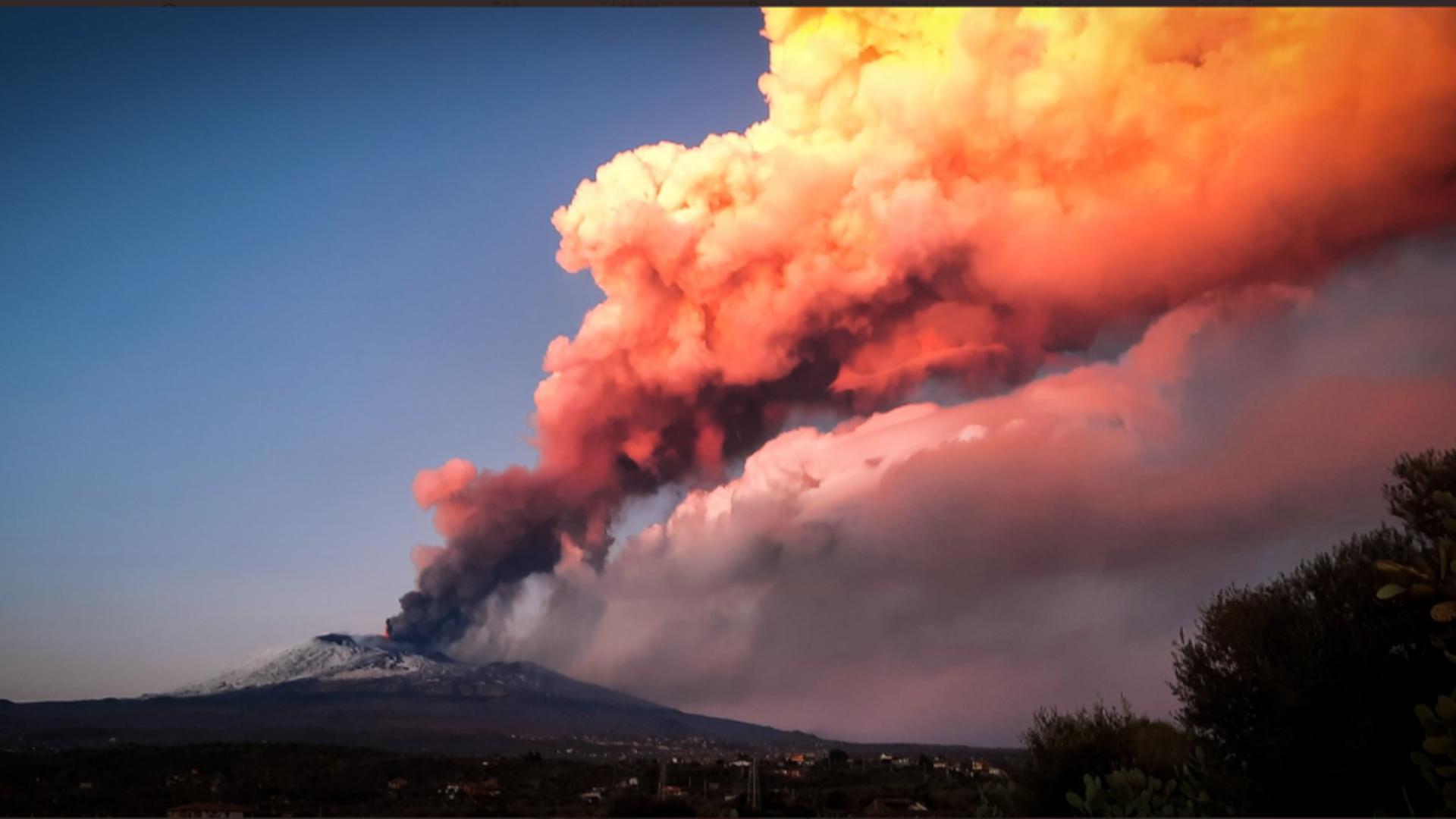 Nor vulcanic