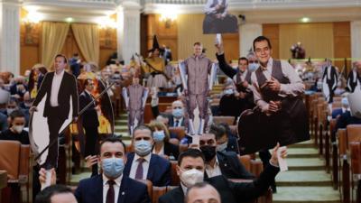 Scandal cu COASA în Parlament / Inquam Photos - George Călin